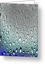 Moisture, Poster Effect 1a Greeting Card