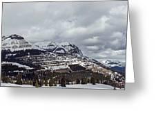 Molas Pass Summit Greeting Card