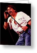 Molly Hatchet-93-danny-3700 Greeting Card