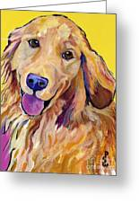 Molly Greeting Card