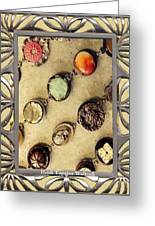 Moments In Time Bracelet Art Greeting Card