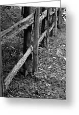 Momvisitfence-carterlane Greeting Card