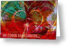 Mon Coeur - My Heart Greeting Card