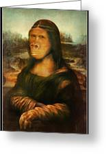 Mona Rilla Greeting Card