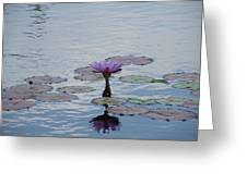 Monet Memory Greeting Card