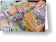Money Greeting Card