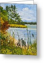Monford Point Greeting Card