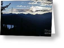 Montana Majesty Greeting Card