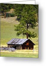 Montana Ranch 2 Greeting Card