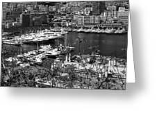 Monte Carlo 10b Greeting Card