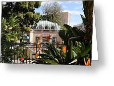 Monte Carlo 6 Greeting Card