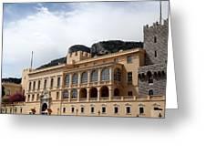 Monte Carlo 8 Greeting Card