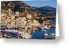 Monte Carlo Greeting Card