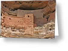 Montezuma Castle - Special In It's Own Way Greeting Card