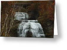 Montour Falls Greeting Card