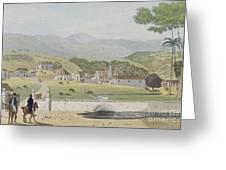 Montpelier Estates - St James Greeting Card