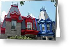 Montreal 34 Greeting Card