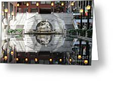 Montreal World Trade Center Greeting Card