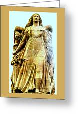 Monument Aux Morts 8 Greeting Card