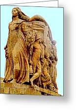 Monument Aux Morts 9 Greeting Card