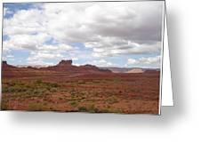 Monument Valley, Utah Greeting Card