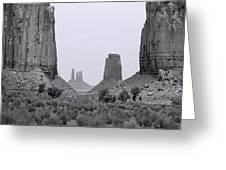 Monumentvalley 34 Greeting Card