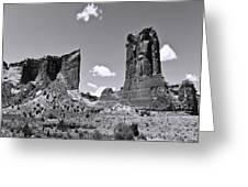 Monumentvalley 45 Greeting Card