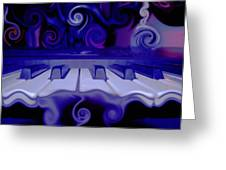 Moody Blues Greeting Card