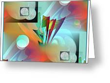 Moonbow 10 Greeting Card