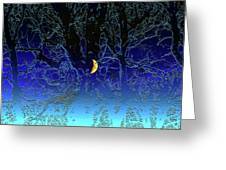 Moondance Greeting Card