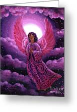 Moonlight Hope Greeting Card