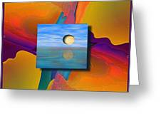 Moonlit Greeting Card