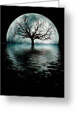 Moontree Greeting Card