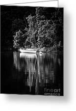 Moored 2 Greeting Card