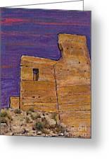 Moorish Fort In Jumilla Greeting Card