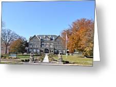 Moravian College Greeting Card