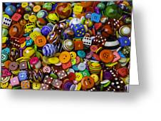 More Beautiful Marbles Greeting Card