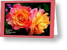 More Roses For Anne Catus 1 No. 1 H A Greeting Card