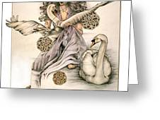 Morgaine Greeting Card