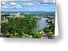 Morgantown Wv Greeting Card