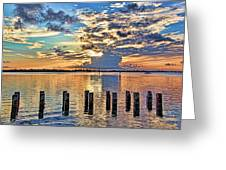Morning Colors By H H Photography Of Florida Greeting Card