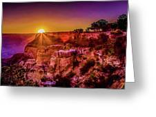 Morning Has Broken 2-painterly Greeting Card