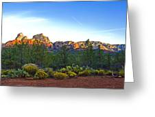 Morning Light Two Greeting Card