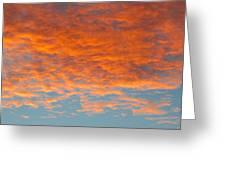 Morning Sky Greeting Card