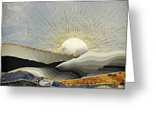 Morning Sun Greeting Card