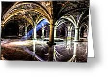 Morocco Cistern Greeting Card