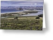 Morro Bay Greeting Card