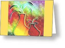Mosaic  #134 Greeting Card