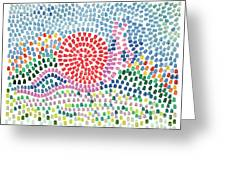 Mosaic Greeting Card