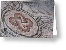 mosaics in Ravenna II Greeting Card